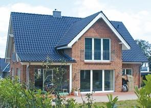Zwerchgiebel Haus bauen in Winsen Aller Celle