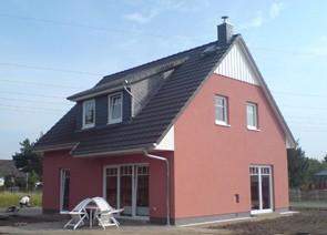 Satteldachhaus bauen in Winsen Aller bei Celle