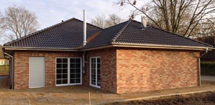 Winkelbungalow in Winsen Aller bei Celle bauen