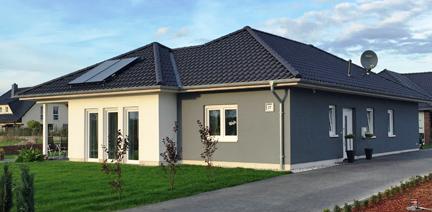 Bungalow mit Terasse bauen in Winsen Aller, Celle und Hannover