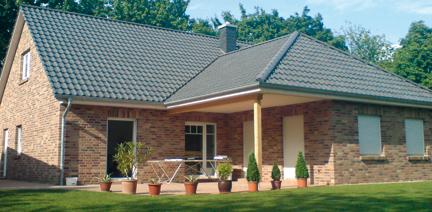 L-Bungalow mit Terasse bauen in Winsen Aller, Celle und Hannover