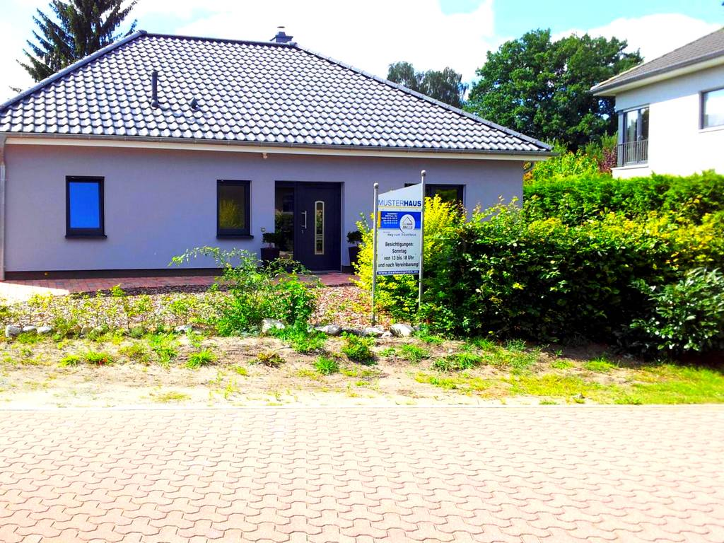 Unser Das-Haus-Bau Musterhaus in Winsen-Aller